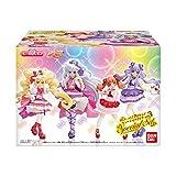 HUGっと!プリキュア キューティーフィギュア3 SpecialSet (1セット入り) 食玩・ガム (HUGっと!プリキュア)