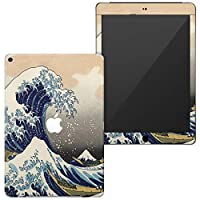igsticker 第6世代 第5世代 iPad 9.7インチ iPad 6 / 5 2018/2017年 モデル A1893 A1954 A1822 A1823 スキンシール apple アップル アイパッド タブレット tablet シール ステッカー ケース 保護シール 背面 003250 写真・風景 クール 和風 和柄 海