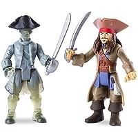 パイレーツ?オブ?カリビアン 最後の海賊 ジャック?スパロウ vs 幽霊船員 アクション フィギュア セット【日本未発売、USディズニーストア】並行輸入品 Pirates of the Caribbean: Dead Men Tell No Tales