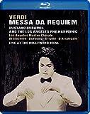 ヴェルディ : レクィエム (Verdi : Messa Da Requiem / Gustavo Dudamel | The Los Angeles Philharmonic) [Blu-ray] [輸入盤・日本語解説書付]