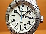 フォルティス 腕時計 FORTIS White Marinemaster ホワイト マリンマスター 42mm Ref.647.11.42SI
