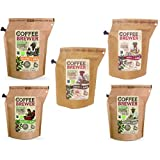 (COFFEE BREWER(コーヒーブリューワー)5種類お試しセット
