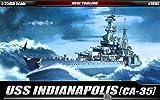 GSIクレオス ACADEMY 1/350 USS インディアナポリス (CA-35) AM14107