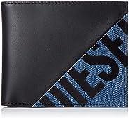 (ディーゼル) DIESEL メンズ 異素材ミックス 二つ折り財布 X06747P3178