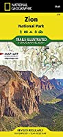 National Geographic Trails Illustrated Topographic Map Zion National Park (National Geographic Trails Illustrated Map)
