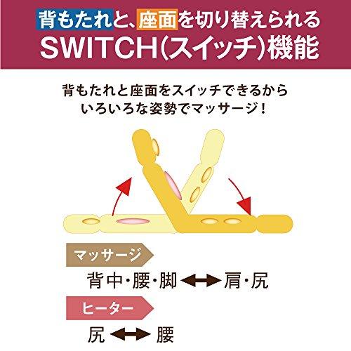 ツカモトコーポレーション『ポルトスイッチチェアプレミアム7(肘掛け付き)』