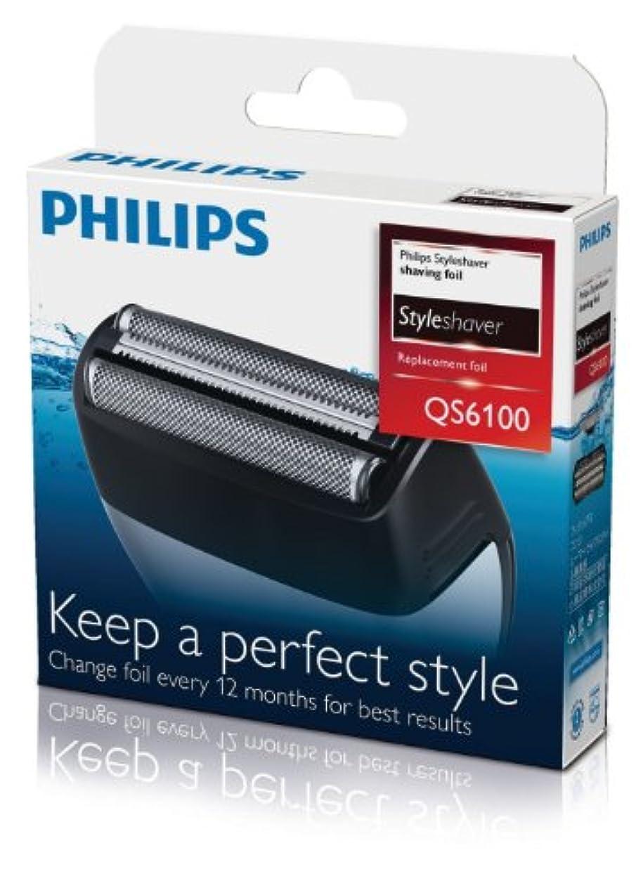 病な欠如意味フィリップス シェーバー スタイルシェーバー用替刃 QS6100