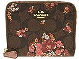 [コーチ] COACH 財布 (二つ折り財布) F31955 ブラウンマルチ IMBMC シグネチャー フローラル プリント PVC 二つ折り財布 レディース [アウトレット品] [ブランド] [並行輸入品]
