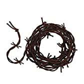 12' Rusty Barbed Wire Garland 12 '錆びた有刺鉄線ガーランド♪ハロウィン♪クリスマス♪