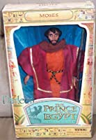 The Prince of Egypt doll MOSES by Hasbro
