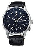 〔オリエント〕ORIENT 腕時計 AUTOMATIC WORLD TIME Men's 自動巻き SFA06002B0 《逆輸入品》