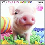 THE PIG COLORS カレンダー 2013年