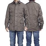 メンズフィールドジャケット JJCJ 658M 320 カーキブラウン [並行輸入商品] ポール・スミス画像①