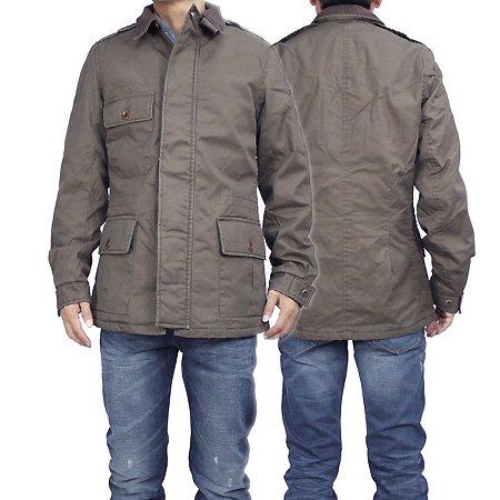 メンズフィールドジャケット JJCJ 658M 320 カーキブラウン [並行輸入商品] ポール・スミス