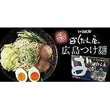 広島ソウルフード ばくだん屋 広島つけ麺 4食入り×1箱
