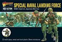 Special Naval Landing Force WWII Japanese Marines - Bolt Action by Bolt Action