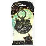 Alice Through the Looking Glass(アリス?イン?ワンダーランド/時間の旅)Cheshire Cat(チェシャ猫)Head Pewter Keyring(キーホルダー) [並行輸入品]