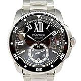 カルティエ Cartier カリブル ドゥ カルティエ ダイバー W7100057 新品 腕時計 メンズ