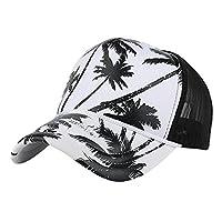 野球帽 夏 通気性 YOKINO ディース 男女兼用 登山 釣り おしゃれ キャップ 日焼け防止 運 動 紫外線対策 調整可能 野球帽 鳥打ち帽 (ブラック)