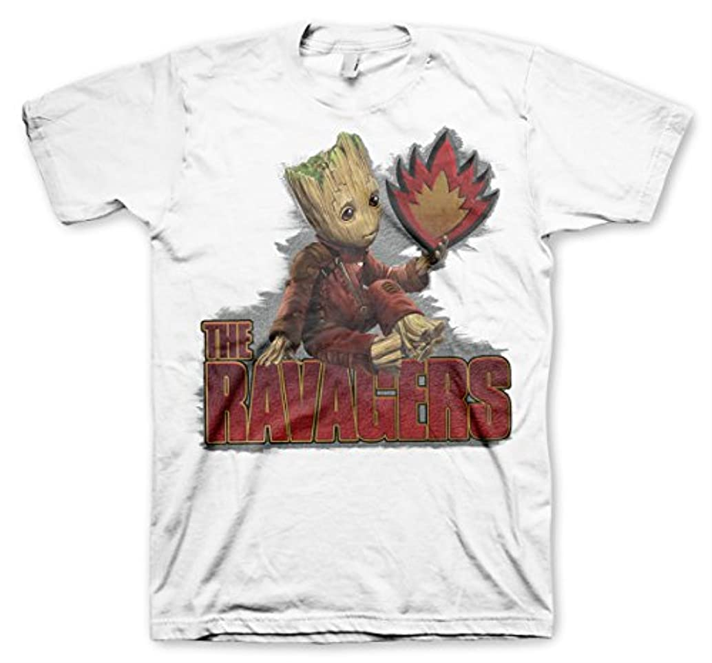 クリスマス荷物私たちOfficially Licensed Merchandise The Ravengers T-Shirt (White)