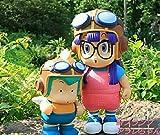 特大 Drスランプ アラレちゃん フィギュア 2体セット アラレちゃん ガッチャン