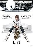 KAZUKI KATSUTA 1st Solo Live at Roppongi S...[DVD]