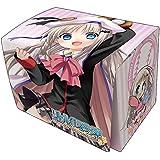 キャラクターデッキケースコレクションMAX リトルバスターズ!カードミッション 「能美 クドリャフカ」