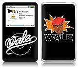 Music Skins iPod Classic用フィルム Wale – DC Shoelace iPod classic MSRPIPC00056