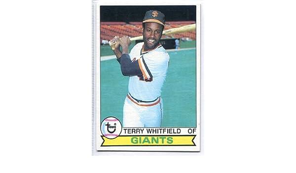 Amazon   Terry Whitfield - 1979 Topps #589 - 来日外国人(西武 ...