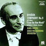 ドヴォルザーク:交響曲第9番《新世界より》/序曲