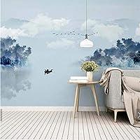 Weaeo 壁画装飾風景壁画カスタム壁画3Dキャンバス-250X175Cm