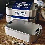 GORDON MILLER 小物収納 小物ケース 小物入れケース 小物入れ 卓上 整理箱 アルミニウムケース