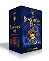 The Blackthorn Key Gripping Collection Books 1-3: The Blackthorn Key; Mark of the Plague; The Assassin's Curse