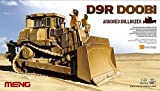 モンモデル 1/35ステゴザウルスシリーズ SS-002イスラエル陸軍 D9R装甲ブルドーザー