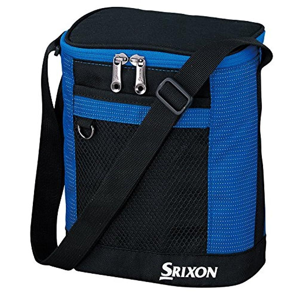 高く署名コミットDUNLOP(ダンロップ) SRIXON ペットボトルホルダー  GGF-B3012 ブルー