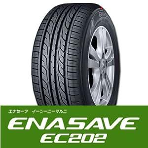 ダンロップ(DUNLOP)  低燃費タイヤ  ENASAVE  EC202  185/55R16  83V