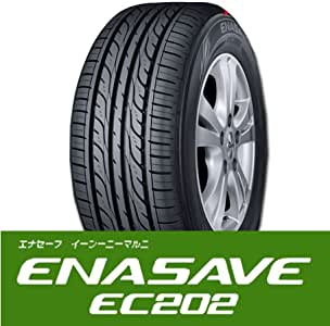 ダンロップ(DUNLOP)  低燃費タイヤ  ENASAVE  EC202  215/70R15  98S