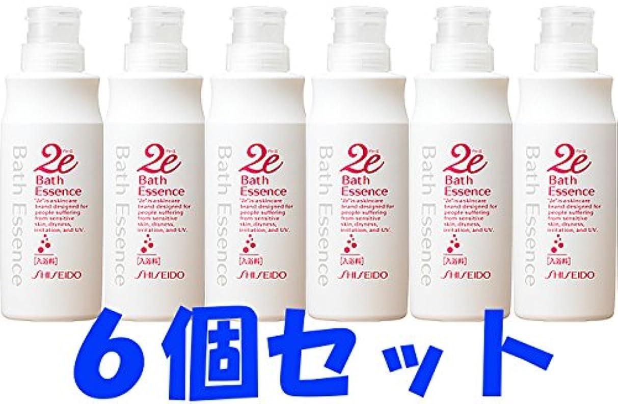 ひまわり盆地普通の【6個セット】資生堂 2e ドゥーエ 入浴剤 420ml