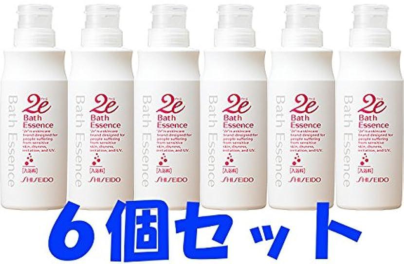 同行する咲く証人【6個セット】資生堂 2e ドゥーエ 入浴剤 420ml