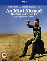 Idiot Abroad: Box Set Series 1 & 2 [Blu-ray] [Import]