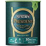 【送料無料】ネスレ ネスカフェ プレジデント エコ&システムパック 60g×4(約30杯分)×4個売り