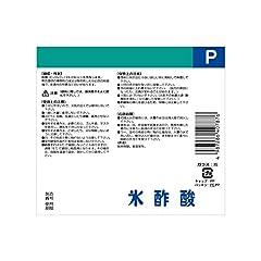氷酢酸P 500mL