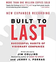 Built to Last CD: Successful Habits of Visionary Companies (Good to Great)