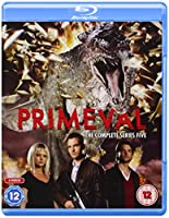 Primeval Series 5 [Blu-ray] [Import]