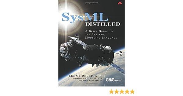 Amazon   SysML Distilled: A Br...
