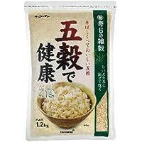 キッコーマン 五穀で健康 1.2kg 袋