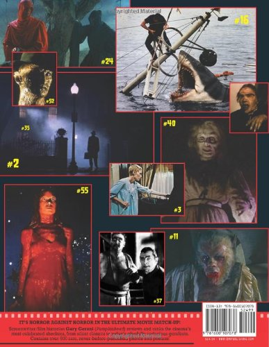 Top 100 Horror Movies Gary Gerani IDW Publishing