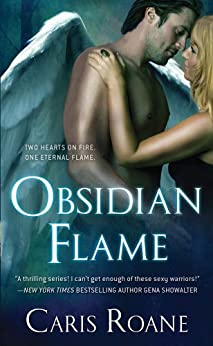 Obsidian Flame (The Guardians of Ascension Book 5) by [Roane, Caris]