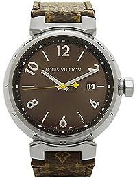 (ルイヴィトン) LOUIS VUITTON ルイヴィトン 時計 メンズ LOUIS VUITTON Q1111A タンブール GM 腕時計 ウォッチ ブラウン [並行輸入品]
