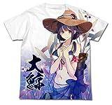 艦隊これくしょん -艦これ- 大鯨 水着mode フルグラフィックTシャツ ホワイト Lサイズ